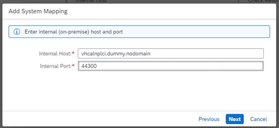 ABAP Developer Edition internal server data